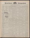 Providence Independent, V. 23, Thursday, October 14, 1897, [Whole Number: 1163]