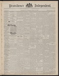 Providence Independent, V. 23, Thursday, October 21, 1897, [Whole Number: 1164]
