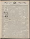 Providence Independent, V. 23, Thursday, November 4, 1897, [Whole Number: 1166]