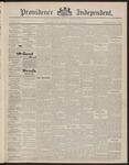 Providence Independent, V. 23, Thursday, November 11, 1897, [Whole Number: 1167]