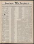 Providence Independent, V. 23, Thursday, December 23, 1897, [Whole Number:1173] by Providence Independent
