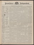 Providence Independent, V. 23, Thursday, December 30, 1897, [Whole Number: 1174] by Providence Independent