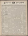 Providence Independent, V. 23, Thursday, March 17, 1898, [Whole Number: 1185]