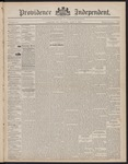 Providence Independent, V. 23, Thursday, April 7, 1898, [Whole Number: 1188] by Providence Independent