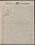 Providence Independent, V. 23, Thursday, April 28, 1898, [Whole Number: 1191]