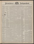 Providence Independent, V. 23, Thursday, May 5, 1898, [Whole Number: 1192] by Providence Independent