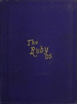 1905 Ruby Yearbook by Ursinus College Junior Class, Elliott Frederick, and Claude Deisher Trexler