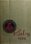 1956 Ruby Yearbook