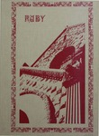 1973 Ruby Yearbook by Jay C. Walter, Shirley Cressman, and Ursinus College Senior Class