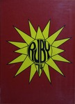 1974 Ruby Yearbook by Melanie Sue Marshall, David Kirk Zimmerman, and Ursinus College Senior Class