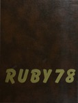 1978 Ruby Yearbook by Gwyneth A. Williams, Barb LaNoce, and Ursinus College Senior Class