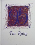 1995 Ruby by Pamela S. Bitzer, Stacey L. Stauffer, Courtney Kraemer, and Ursinus College Senior Class