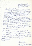Letter From