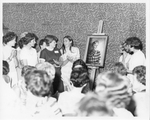 Portrait Presentation at the Eleanor Snell Testimonial Dinner, May 22, 1970