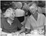Jenepher Price Shillingford and Eleanor Frost Snell at 90th Birthday Celebration