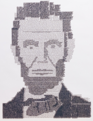 Lincoln Depicted Through His Own Words