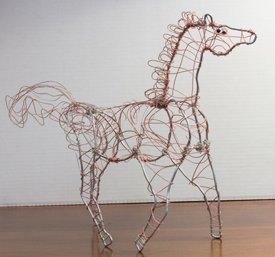 Galloping Wire