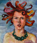 Alter-Ego Self-Portrait 2: Octo-Monica