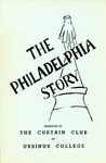 Program for the Stage Production The Philadelphia Story by Curtain Club