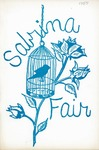 Program for the Stage Production Sabrina Fair by Curtain Club