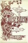 Ursinus College Bulletin Vol. 3, No. 5