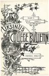 Ursinus College Bulletin Vol. 4, No. 6