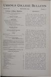 Ursinus College Bulletin Vol. 13, No. 3, December 1896