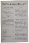 Ursinus College Bulletin Vol. 13, No. 8, May 1897