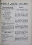 Ursinus College Bulletin Vol. 15, No. 12, March 15, 1899