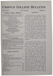 Ursinus College Bulletin Vol. 16, No. 16, May 15, 1900 by William Samuel Keiter and James I. Good