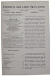Ursinus College Bulletin Vol. 16, No. 17, June 1, 1900 by William Samuel Keiter