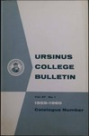 Ursinus College Catalogue for the Ninetieth Academic Year, 1959-1960