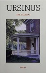 1988-1989 Ursinus College Course Catalog by Office of the Registrar
