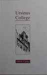 1990-1991 Ursinus College Course Catalog by Office of the Registrar