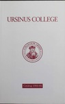 1993-1994 Ursinus College Course Catalog by Office of the Registrar