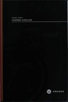 2006-2007 Ursinus College Course Catalog by Office of the Registrar