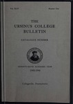 Ursinus College Catalogue for the Seventy-sixth Academic Year, 1945-1946