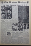The Ursinus Weekly, November 7, 1974