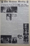The Ursinus Weekly, November 21, 1974