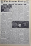 The Ursinus Weekly, February 19, 1976