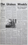 The Ursinus Weekly, October 21, 1977