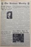 The Ursinus Weekly, October 5, 1972