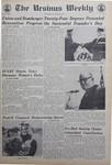 The Ursinus Weekly, October 26, 1972