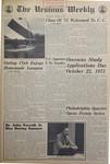The Ursinus Weekly, October 7, 1971