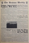 The Ursinus Weekly, October 14, 1971
