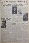 The Ursinus Weekly, November 4, 1971 by Candy Silver, Jane Siegel, Lesa Spacek, Carol Barenblitt, Lindsley Cook, Bob Swarr, Michael Redmond, and Ruthann Connell
