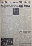 The Ursinus Weekly, January 13, 1972