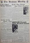 The Ursinus Weekly, February 24, 1972 by Candy Silver, William Hafer, Jane Siegel, Lesa Spacek, Nina Camiel, Bob Swarr, Carol Wasserman, and Ruthann Connell