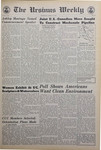 The Ursinus Weekly, April 20, 1972 by Candy Silver, Lesa Spacek, Geoffrey Higgins, Carol Barenblitt, John T. Fidler, James Stellar, Judy Freelin, Carol Seifrit, and Ruthann Connell