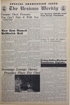 The Ursinus Weekly, June 2, 1972 by Candy Silver, Michael Redmond, Priscilla M. Amend, David Friedenberg, Jane Siegel, Lesa Spacek, Nina Camiel, William Hafer, Ruthann Connell, Don McAviney, Molly Keim, and Carol Knight